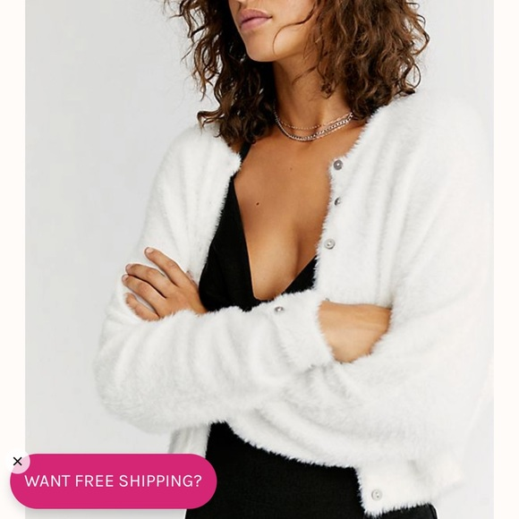 Free People Sweaters - FP One Allegra Cardi